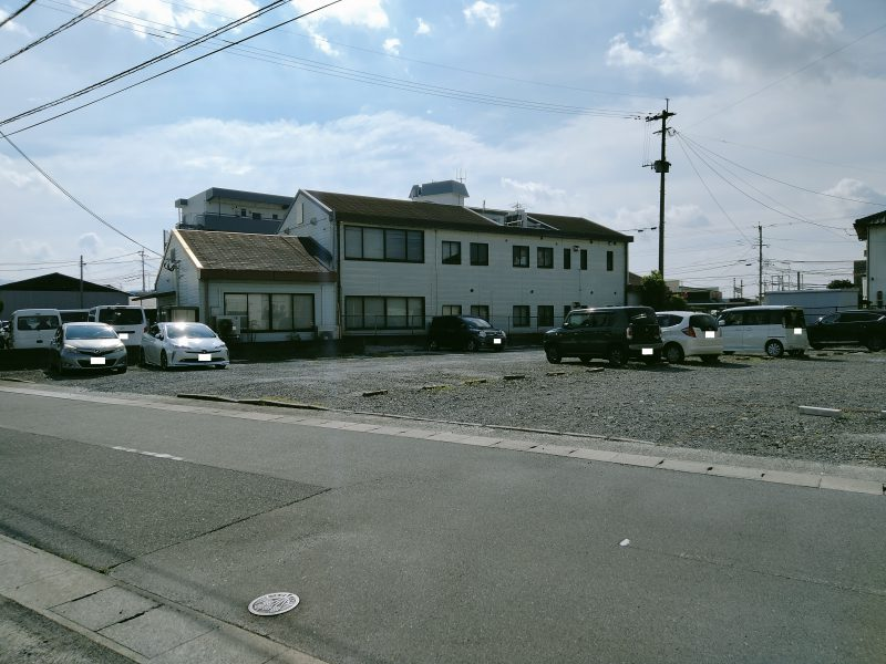 遠賀川2丁目貸駐車場