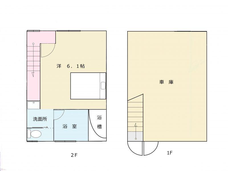 かくれ宿 やすらぎ荘 213号室